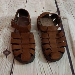 Teva Fisherman leather sandles